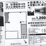 流山市前ヶ崎 南柏駅 売店舗・事務所