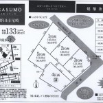 野田市尼崎263 川間駅5分 売地 建築条件なし土地のみ販売