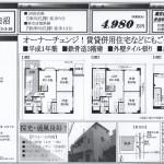 船橋市前原西3 津田沼駅 売マンション オーナーチェンジ リフォーム済