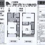 三郷市早稲田7 三郷駅 貸アパート テラスハウス3K リノベーション物件