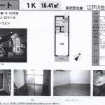 柏市西原2 江戸川台駅 貸アパート1K+ロフト付