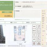 台東区東上野3 稲荷町駅徒歩3分 貸マンション1LDK+WIC+CIC 新築未入居