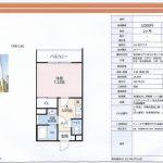 江戸川区北小岩3 江戸川駅徒歩5分 貸アパート1R